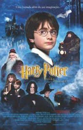 Harry Potter e a Pedra Filosofal by Larissa05130