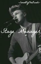 Stage Manager| George Smith AU by newhopeclubscutie