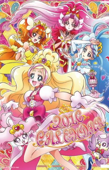 Go! Princess PreCure!