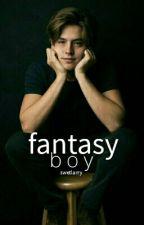 Fantasy Boy ➸ z.h by swetlarry