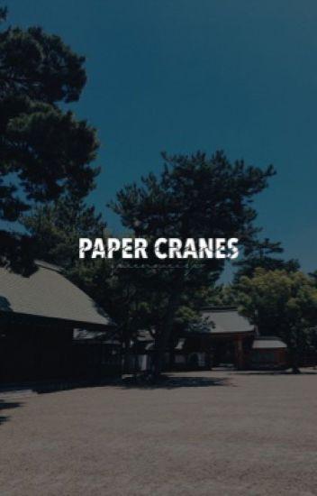 paper cranes [ 2 ] ↺ o.sh