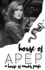 House Of Apep by SibunasAtHogwarts