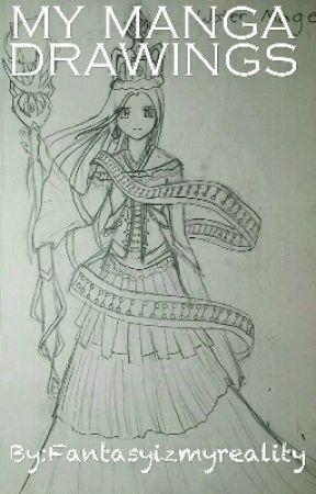 My Manga Drawings by Fantasyizmyreality