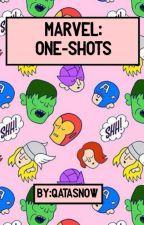 Marvel:One-Shots (EDITANDO) by QataSnow