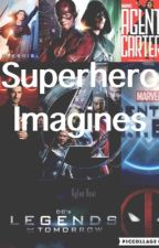 Superhero Imagines by wemustbe-hunters