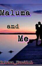 Maluma And Me by NadiaSalinas_