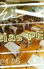Kelas PEA by pitasyariie