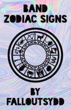 Emo Zodiac Signs by falloutsydd