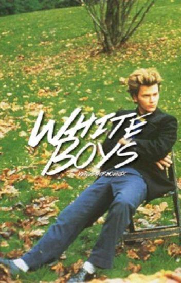 white boys (river phoenix)