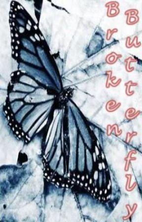 Broken Butterfly by silentdreams123