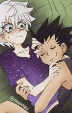 Don't touch (A Killugon fic) by infiniteamor
