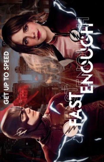 Fast Enough (2da parte)| The Flash #DcHeroesAwards