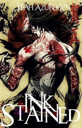 Ink Stained by break-mwango