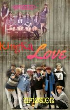 KINGKA LOVE  by wooshin_sowon