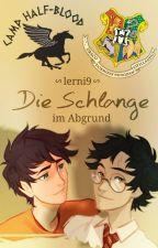 Die Schlange im Abgrund (Percy Jackson/Harry Potter FF) by lerni9