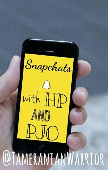 Snapchats With HP And PJO