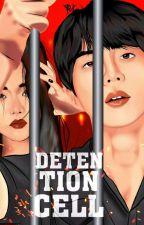 Detention Cell by PortalMentis