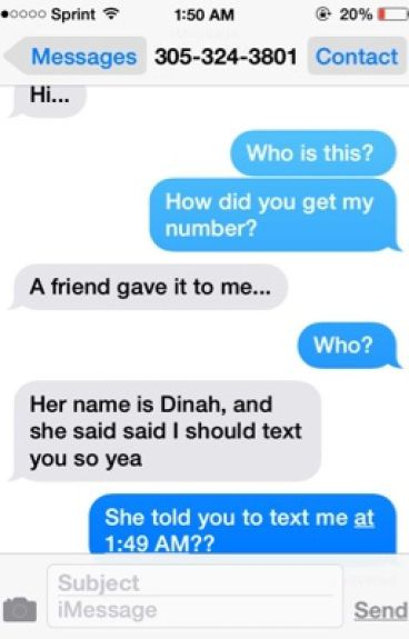 Camren texts