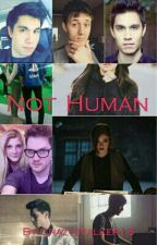 Not Human ( Sam Tsui, Against The Current, Chrissy Costanza, Kurt Schneider) by pencils_create