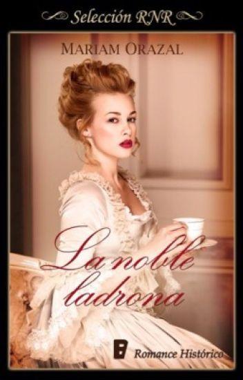 La Noble Ladrona // Serie Chadwick 1