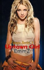 "Flames Series 5....EMMZ...Uptown Girl...""by..emzalbino "" by Emmz143"