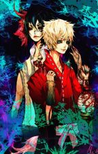Naruto: The Devil And Kami-sama by ScarletravenX