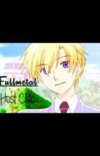 Fullmetal Host Club (FMA x OHSHC fanfiction) by Hologram09