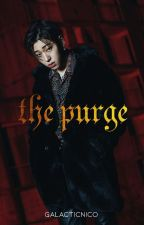 THE PURGE 》 Zico by GalacticNico