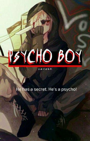 Psycho Boy - p.j.m ✔