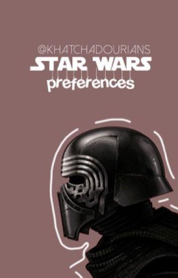 Star Wars Preferences.