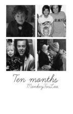 Ten months  (one shot) by MonkeyForLou