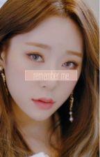 remember me | jikook  [COMPLETA] by seulgissue