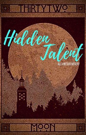Hidden Talent || Atlas [NYSM] [COMPLETE]