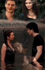 Their Princess  (Damon Salvatore) by Mikaelsonsgirl
