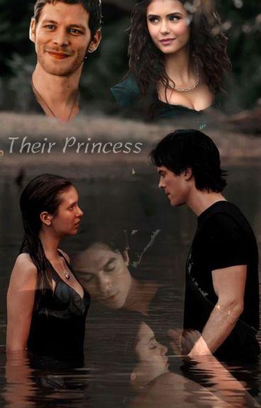 Their Princess  (Damon Salvatore)