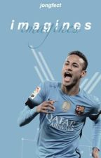 imagines :: neymar jr by skyofbogum