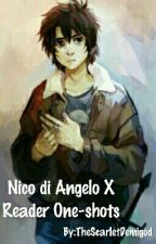 Nico Di Angelo X Reader One-Shots by TheScarletDemigod
