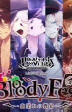 Diabolik Lovers • FANFICTION [ EN PAUSE ] by Yu-sakuki