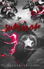 Survivor / Avengers  ASKIDA  by batgirlf