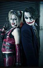 Harley Quinn & Der Joker by Schattenadler