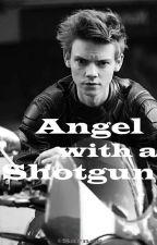 Angel with a Shotgun by Sarney