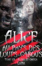 Alice au Pays des Loups-Garou, Tome 1 {Teen Wolf } by Gardienne-de-la-Nuit