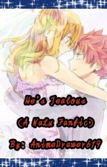 He's jealous!A Nalu story