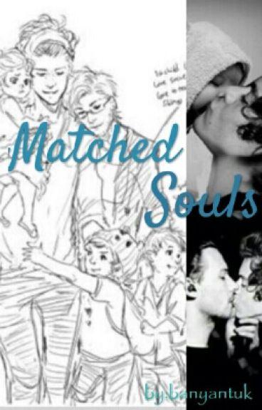 Matched Souls {Larry mpreg}