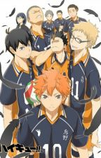 Haikyuu X Reader //one-shot [French] by Hana1flower
