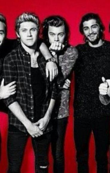 Adoptée par les One Direction ❤