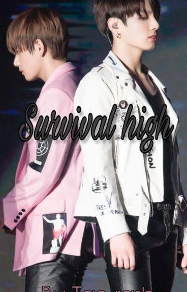 Survival High (Vkook + Yaoi)