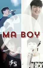 Ma Boy»Jungkook by MikuNekoKawaii