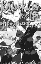 Kaneki's The Type Of Boyfriend by -Boopom-