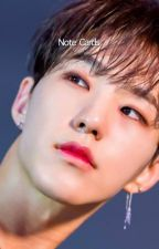 Note cards||Kwon Soonyoung by spectaecular